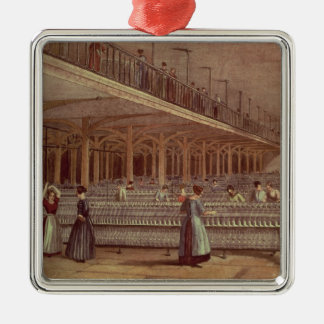 The Doubling Room, Dean Mills, 1851 Christmas Ornament