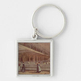 The Doubling Room, Dean Mills, 1851 Key Ring