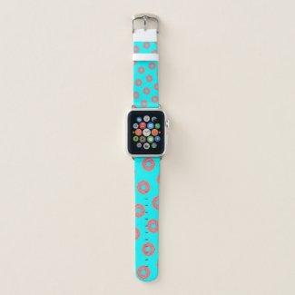 The Doughnut Pattern I Apple Watch Band