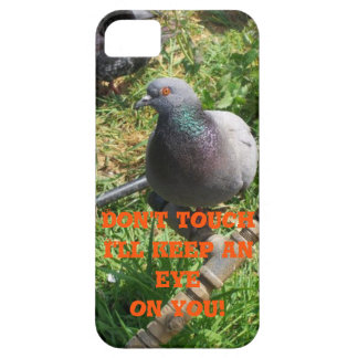 The dove is watching you! case for the iPhone 5