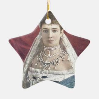 The Dowager Empress Of Russia Christmas Ornament