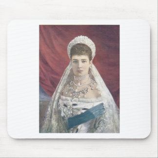 The Dowager Empress Of Russia Mousemats