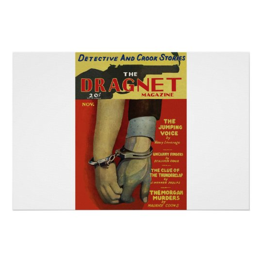 The Dragnet Poster
