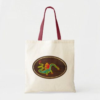 The Dragon 2009 Budget Tote Bag