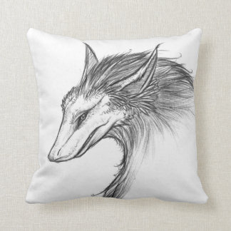 The Dragon Fox Cushion