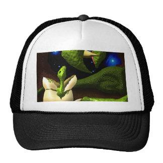 The Dragon Hatchling Mesh Hats