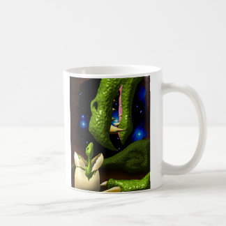 The Dragon Hatchling Coffee Mug