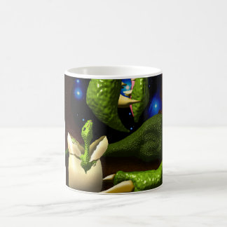 The Dragon Hatchling Coffee Mugs