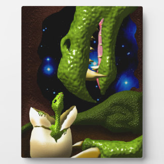 The Dragon Hatchling Plaque