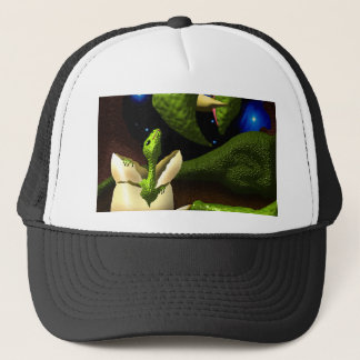 The Dragon Hatchling Trucker Hat