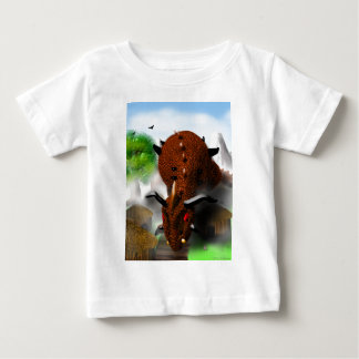 The Dragon in the Village Baby T-Shirt