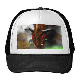 The Dragon in the Village Cap