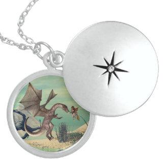 The dragon lockets