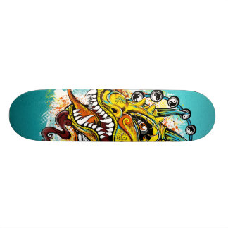 the dragon skate board decks