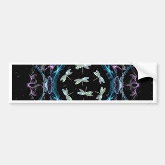 The Dragonflies Dream Bumper Sticker