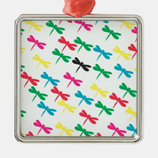 The dragonfly christmas ornament