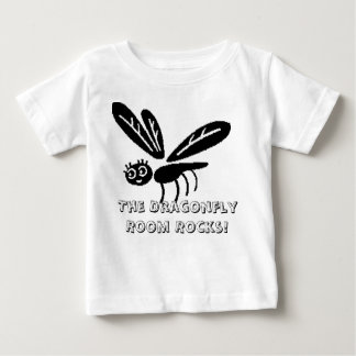 The Dragonfly Room Rocks-kids Baby T-Shirt