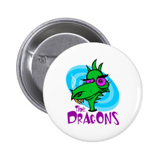 The Dragons Pinback Button