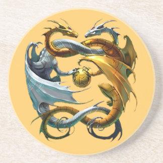 The dragons play balloon - coaster