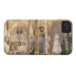 The Drawing Room in Rococo II Style with Cupids iPhone 4 Cases