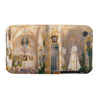 The Drawing Room in Rococo II Style with Cupids iPhone 3 Covers