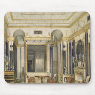 The Drawing Room of the Empress Maria Mouse Pad