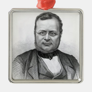 The Drawing-Room Portraits of Emminent Christmas Ornament