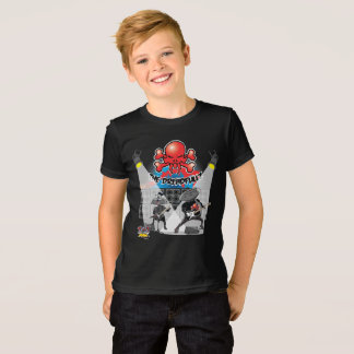 The Dreadfullz rock band (Stage model) T-Shirt
