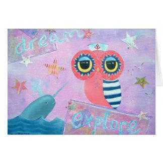The Dream Explorer Card