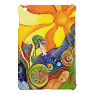 The Dream Fantasy Art  Modern Psychedelic Surreal Case For The iPad Mini