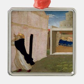 The Dream of Innocent III Christmas Ornament