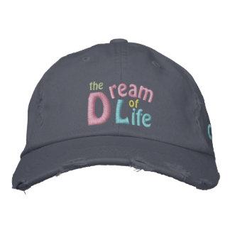 The Dream of Life, President Barack Obama Embroidered Baseball Caps