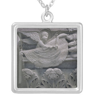 The Dream of the Three Kings Silver Plated Necklace