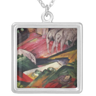 The Dream Silver Plated Necklace