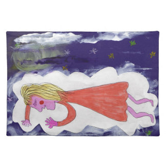 The Dreaming Child Placemat