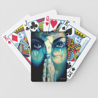 The dreams in which I'm dyin Bicycle Poker Cards