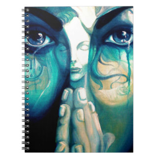 The dreams in which I'm dyin Spiral Note Book