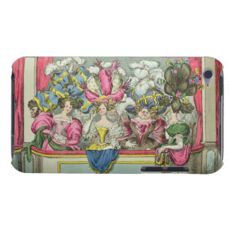 The Dress Circle, published by Thomas McLean, Lond iPod Touch Case