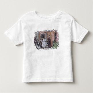 The Dressing Room of Hortense Schneider Tee Shirts