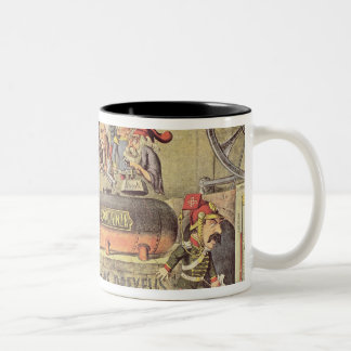 The Dreyfus Affair Two-Tone Mug