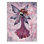 The Drifter Fairy Postcard by Molly Harrison