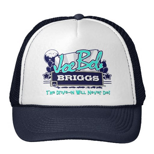 The Drive-In Will Never Die Cap
