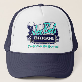 The Drive-In Will Never Die Trucker Hat