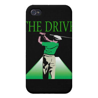 The Drive iPhone 4 Cover