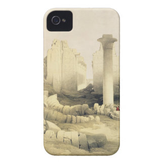 The Dromos or Central Hall of the Great Temple of iPhone 4 Case-Mate Cases