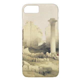 The Dromos or Central Hall of the Great Temple of iPhone 8/7 Case