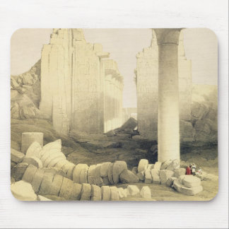 The Dromos or Central Hall of the Great Temple of Mouse Mat