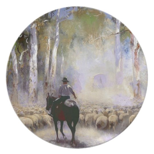 The Drover Plate