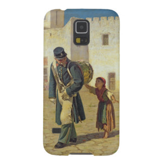 The Drum Beater, 1867 Galaxy S5 Case