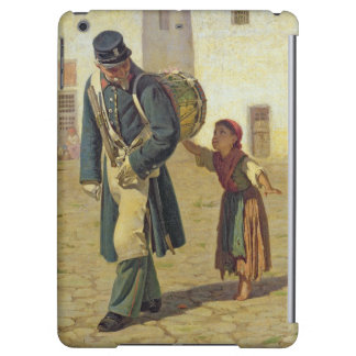 The Drum Beater, 1867 iPad Air Cover